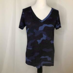 Women's size small v.s. Pink campus camo T-shirt